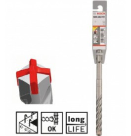 Бур 10 x 360 x 300 мм BOSCH  4 реж.кромки,арм.бетон /2.608.833.802/ **