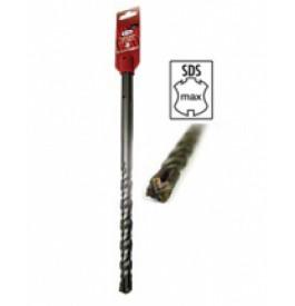 Бур  28 х 370 х 250 мм TAMO бетон, кирпич, 4 реж.кромки **