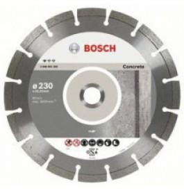 Диск алмазный 230х22 сегм. BOSCH Standard /2.608.602.200