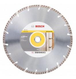 Диск алмазный 350х25,4 сегмент/турбо BOSCH Standard for Universal арм.бетон /2.608.615.071