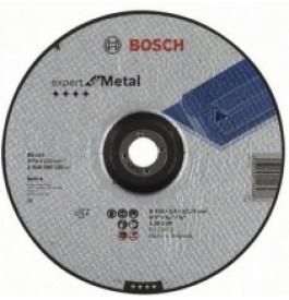 Круг отрезной 230х2,5х22 BOSCH Expert металл, вогнутый профиль/2.608.600.225