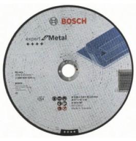 Круг отрезной 230х3,0х22 BOSCH Expert металл /2.608.600.324
