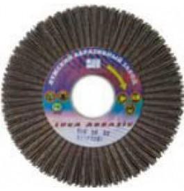 Круг радиальный лепестковый 150х30х32  Р40