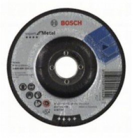 Круг зачистной 125х6х22 BOSCH Expert вогнутый /2.608.600.223